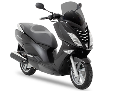 CITYSTAR 125 ACTIVE SMARTMOTION