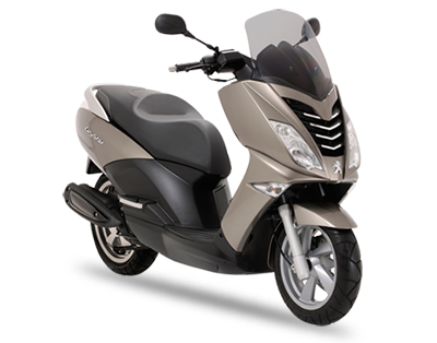 CITYSTAR 125 POWERMOTION ABS - CTS125LCSYH8 - Peugeot Motocycles