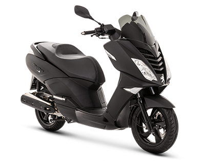 CITYSTAR 50 BLACK EDITION - CTS50YDN1 - Peugeot Motocycles