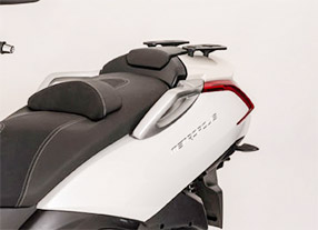 Soporte Top Case 47L  - A08010 - Peugeot Motocycles