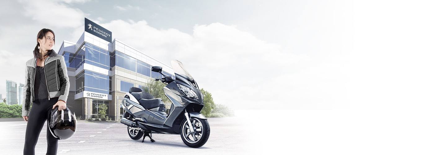 Points de Vente - Peugeot Scooters
